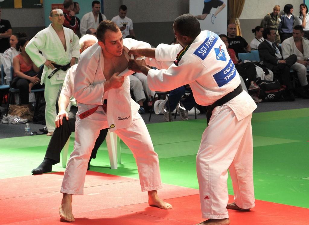 Section Judo Thomas LUCAS