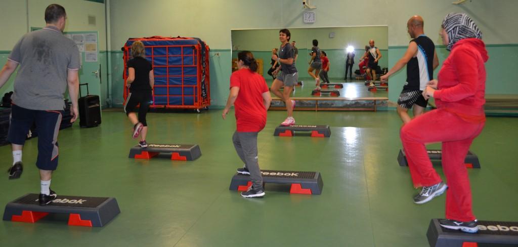 Salle Sport Santé Loisir cours collectifs