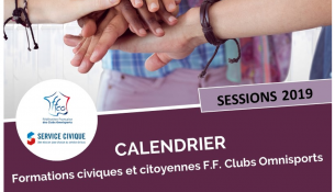 F.F. Clubs Omnisports service civique